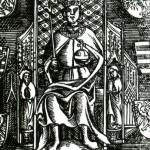 Kazimierz IV Jagiellończyk na tronie