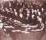 Rozmowy delegacji polskiej i sowieckiej