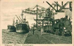 Port handlowy w Gdyni